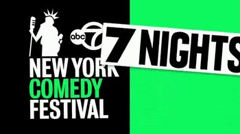 2019 New York Comedy Festival TV Spot, 'A Whole Lotta Laughs'