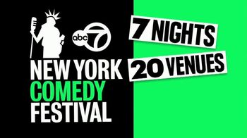 2019 New York Comedy Festival TV Spot, 'A Whole Lotta Laughs' - Thumbnail 1