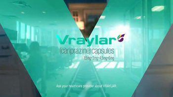 VRAYLAR TV Spot, 'Roller Coaster' - Thumbnail 3