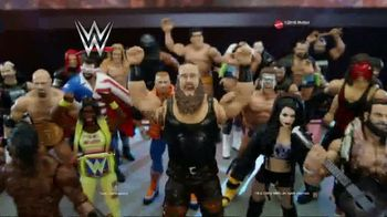 WWE Ring & Action Figures TV Spot, 'Nonstop Action' - Thumbnail 5