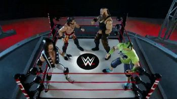 WWE Ring & Action Figures TV Spot, 'Nonstop Action' - Thumbnail 1
