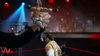 WWE Ring & Action Figures TV Spot, 'Nonstop Action' - Thumbnail 2