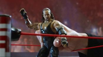 WWE Ring & Action Figures TV Spot, 'Nonstop Action' - Thumbnail 4