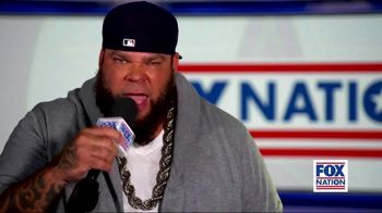 FOX Nation TV Spot, 'A New Kind of SmackDown' Featuring Tyrus - Thumbnail 7