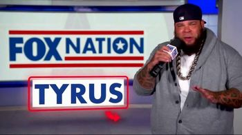 FOX Nation TV Spot, 'A New Kind of SmackDown' Featuring Tyrus - Thumbnail 1