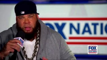 FOX Nation TV Spot, 'A New Kind of SmackDown' Featuring Tyrus