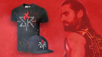 WWE Shop TV Spot, 'Up to 50 Percent Off Tees' Song by SATV Music - Thumbnail 1