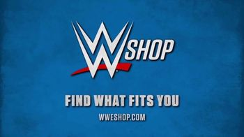 WWE Shop TV Spot, 'Up to 50 Percent Off Tees' Song by SATV Music - Thumbnail 6
