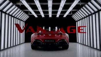 2019 Aston Martin Vantage TV Spot, 'Because You Want It' Song by Soldier Story [T1] - Thumbnail 1