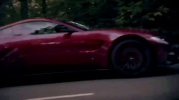 2019 Aston Martin Vantage TV Spot, 'Because You Want It' Song by Soldier Story [T1] - Thumbnail 2
