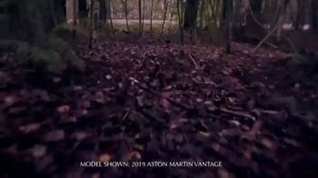 2019 Aston Martin Vantage TV Spot, 'Because You Want It' Song by Soldier Story [T1] - Thumbnail 3