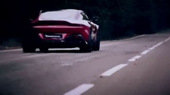 2019 Aston Martin Vantage TV Spot, 'Because You Want It' Song by Soldier Story [T1] - Thumbnail 6