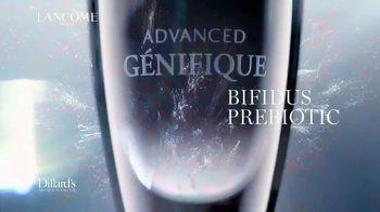 Lancôme Paris Advanced Génifique TV Spot, 'Skin Potential' Featuring Lily Collins