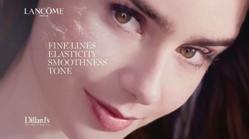 Lancôme Paris Advanced Génifique TV Spot, 'Skin Potential' Featuring Lily Collins
