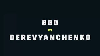 DAZN TV Spot, 'GGG vs. Derevyanchenko' - Thumbnail 9