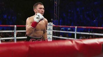 DAZN TV Spot, 'GGG vs. Derevyanchenko' - Thumbnail 4