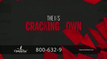 Optima Tax Relief TV Spot, 'IRS Cracking Down: Debt' - Thumbnail 1