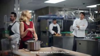 Hidden Valley Ranch Seasoning TV Spot, 'Restaurant Surprise' - Thumbnail 10