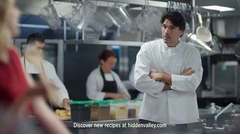 Hidden Valley Ranch Seasoning TV Spot, 'Restaurant Surprise' - Thumbnail 6