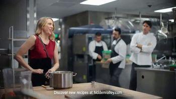 Hidden Valley Ranch Seasoning TV Spot, 'Restaurant Surprise' - Thumbnail 9
