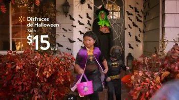 Walmart TV Spot, 'Dulces para Halloween' [Spanish]