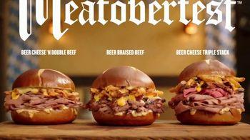 Arby's Meatoberfest TV Spot, 'Sandwich Celebration' Song by YOGI - Thumbnail 6