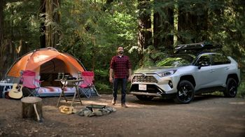 Toyota California Wild SUV Event TV Spot, 'Pass to the Great Outdoors' [T2] - 1 commercial airings
