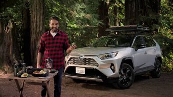 Toyota California Wild SUV Event TV Spot, 'Pass to the Great Outdoors' [T2] - Thumbnail 10