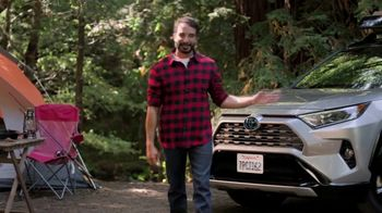 Toyota California Wild SUV Event TV Spot, 'Pass to the Great Outdoors' [T2] - Thumbnail 2