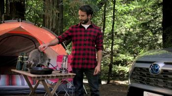Toyota California Wild SUV Event TV Spot, 'Pass to the Great Outdoors' [T2] - Thumbnail 5