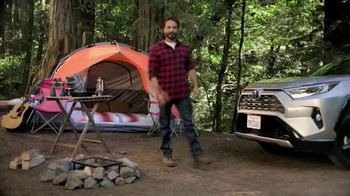 Toyota California Wild SUV Event TV Spot, 'Pass to the Great Outdoors' [T2] - Thumbnail 6