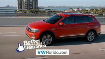 Volkswagen Better Model-Year End Clearance TV Spot, '2019 Tiguan' [T2] - Thumbnail 9