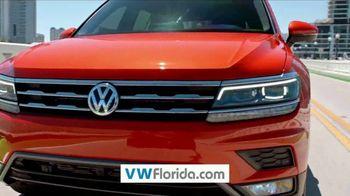 Volkswagen Better Model-Year End Clearance TV Spot, '2019 Tiguan' [T2] - Thumbnail 3