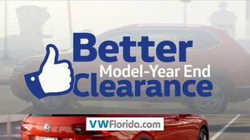 Volkswagen Better Model-Year End Clearance TV Spot, '2019 Tiguan' [T2] - Thumbnail 4