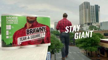 Brawny Tear-A-Square TV Spot, 'Song: Waste' - Thumbnail 10
