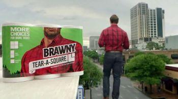 Brawny Tear-A-Square TV Spot, 'Song: Waste' - Thumbnail 9