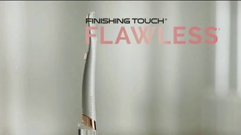 Finishing Touch Flawless Dermaplane Glo TV Spot, 'Brighter, Smoother, Younger Skin' - Thumbnail 2