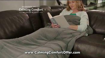 Sharper Image Calming Comfort & Therma Comfort TV Spot, 'Rest'' - Thumbnail 4