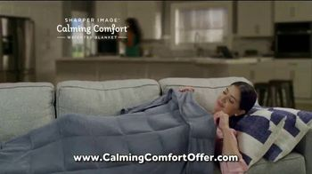 Sharper Image Calming Comfort & Therma Comfort TV Spot, 'Rest'' - Thumbnail 5