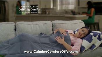 Sharper Image Calming Comfort & Therma Comfort TV Spot, 'Rest'' - Thumbnail 6