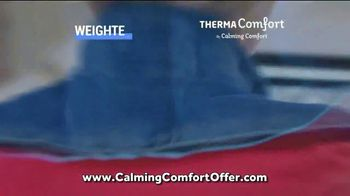 Sharper Image Calming Comfort & Therma Comfort TV Spot, 'Rest'' - Thumbnail 8