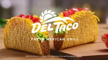 Del Taco TV Spot, 'Double the Taco: Two for $3' - Thumbnail 8