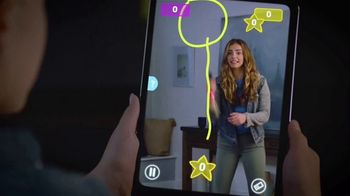 Pictionary Air TV Spot, 'Make Screen Time Together Time' - Thumbnail 4
