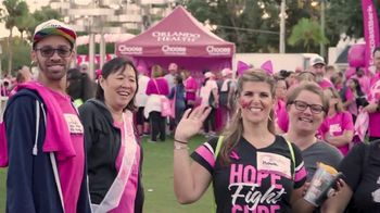American Cancer Society TV Spot, 'Making Strides Against Breast Cancer 2019' - Thumbnail 4