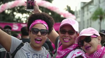 American Cancer Society TV Spot, 'Making Strides Against Breast Cancer 2019' - Thumbnail 5