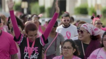 American Cancer Society TV Spot, 'Making Strides Against Breast Cancer 2019' - Thumbnail 6