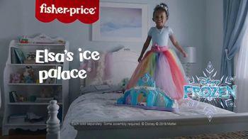 Disney Frozen Elsa's Ice Palace TV Spot, 'What a Magical Place' - Thumbnail 7