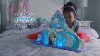 Disney Frozen Elsa's Ice Palace TV Spot, 'What a Magical Place' - 2364 commercial airings