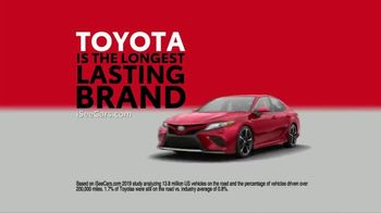 Toyota Camry TV Spot, 'Welcome to Value' [T2] - Thumbnail 6