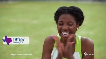 Experian Boost TV Spot, 'Got a Boost: Tiffany, Victoria and Clairissa' - Thumbnail 3